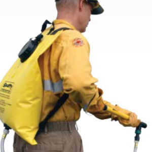 Forestry foam hand pump & backpack