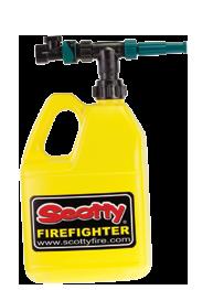 Fire gel applicator kits