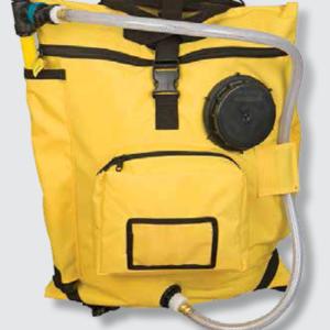 Bravo backpack system