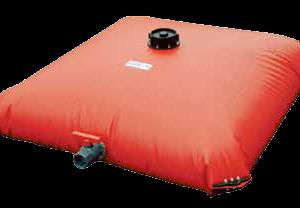 Pillow tanks