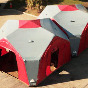 ARK - Inflatable Tent - MODULO DESIGN