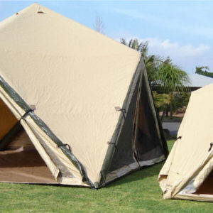 ARK - Inflatable Tent - GEODESIC DESIGN