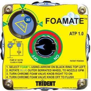 Trident Foamate #1.0  Class A Foam System